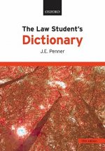 Law Student's Dictionary