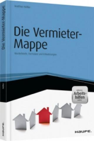 Die Vermieter-Mappe - inkl. Arbeitshilfen online