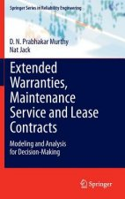 Extended Warranties Maintenance Service and Lease Contracts, 1