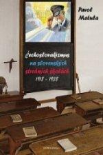 Čechoslovakizmus na slovenských stredných školách (1918 - 1938)