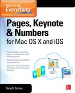 How to Do Everything: Pages, Keynote & Numbers for OS X and