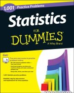 Statistics: 1,001 Practice Problems For Dummies (+ Free Onli