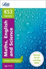 KS3 Maths, English and Science