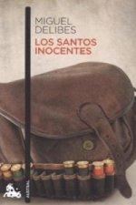 Los Santos inocentes. Die heiligen Narren, spanische Ausgabe