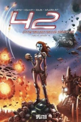 42 Intergalaktische Agenten - Shayn