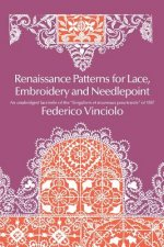 Renaissance Patterns for Lace and Embroidery