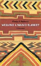 Weaving a Navaho Blanket