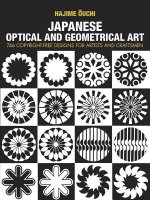 Japanese Optical and Geometrical Art