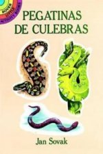 Pegatinas De Culebras (Realistic Snakes Stickers in Spanish)