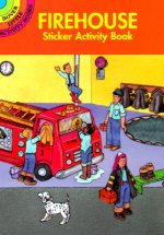 Fire House Sticker Activity Book