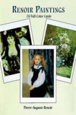 Renoir Paintings Cards