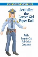 Jennifer the Career Girl Paper Dol