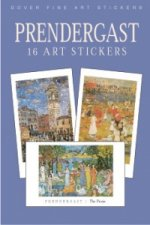 Prendergast: 16 Art Stickers