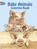 Baby Animals Coloring Book
