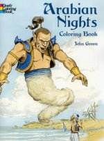 Arabian Nights Colouring Book
