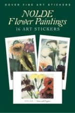 Nolde Flower Paintings