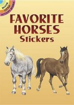 Favorite Horse Stickers
