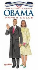 Barack Obama and His Family Paper Dolls