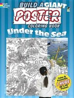 Build a Giant Poster Coloring Book--Under the Sea