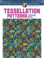 Creative Haven Tessellation Patterns Coloring Book