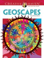 Creative Haven Geoscapes Coloring Book