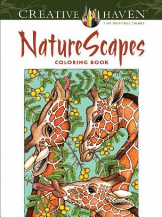 Creative Haven NatureScapes Coloring Book