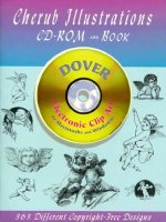 Ready-to-use Old-fashioned Cherub Illustrations