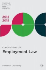 Core Statutes on Employment Law 2014-15