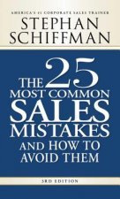 25 Most Common Sales Mistakes