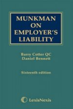 Munkman on employer´s liability
