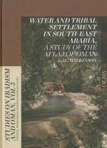 Water and Tribal Settlement in South-East Arabia. A Study of the Afl j of Oman.