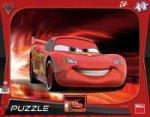 Auta 2: Blesk McQueen - rámové puzzle 12