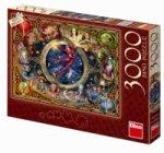 Tarot - puzzle 3000 dílků