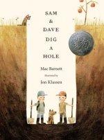 Sam & Dave Dig a Hole. Sam und Dave graben ein Loch, englische Ausgabe
