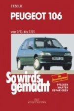 Peugeot 106 9/91-7/03