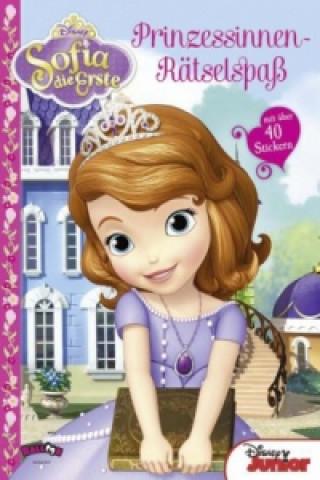 Sofia die Erste - Prinzessinnen-Rätselspaß