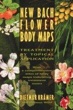 New Bach Flower Body Maps