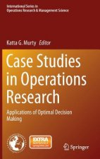 Case Studies in Operations Research, 1