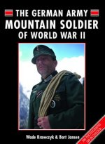 German Army Mountain Soldier of World War II
