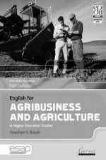 English for Agribusiness and Agriculture in Higher Education