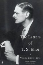 Letters of T. S. Eliot