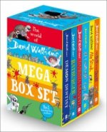 World of David Walliams: Mega Box Set