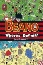 Where's Dennis? (and Gnasher!): The Beano Search-and-find
