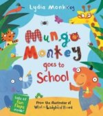 Mungo Monkey Goes to School