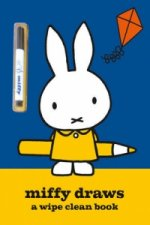 Miffy Draws: Wipe Clean Activity Book