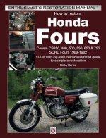 Honda Fours