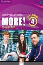 More! Level 4 Student's Book with Cyber Homework and Online