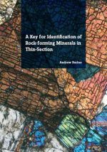 Key for Identification of Rock-Forming Minerals in Thin Sect