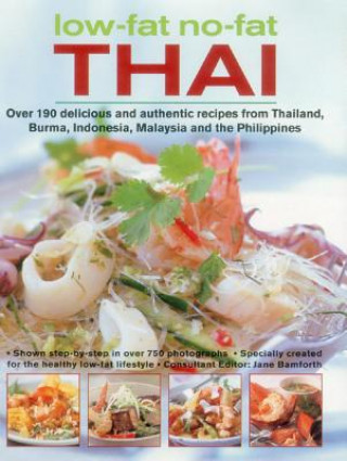 Low-Fat No-Fat Thai & South-East Asian Cookbook