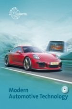 Modern Automotive Technology, w. CD-ROM